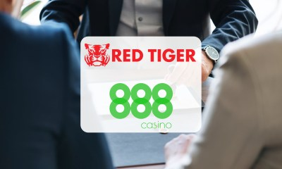 Red Tiger goes live with 888 Casino