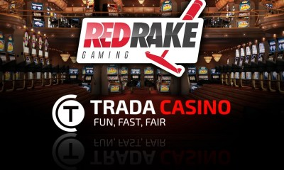Trada Casino launches Red Rake Gaming to the UK Market