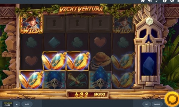 Red Tiger launches Vicky Ventura