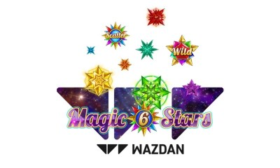 Wazdan launches players into the stars, with the release of Magic Stars 6
