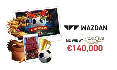 Unique Casino Player Celebrates Two Big Wins on Wazdan Games in Just Two Days