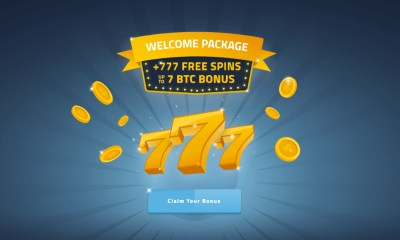 Smart contract casino introduces record-high Welcome Pack — up to 7 BTC plus up to 777 Free Spins