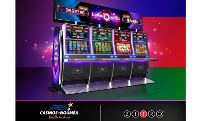 Zitro's Link King Reaches Casino Nouméa In New Caledonia