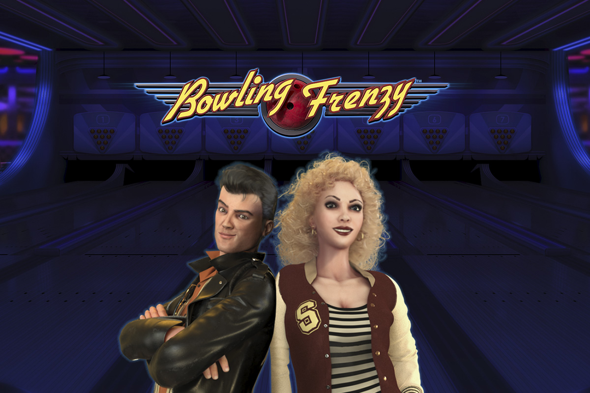 Playtech launches 50s-themed Bowling Frenzy slot in a cross-studio collaboration