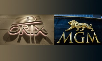 MGM Resorts and Orix Announces formal bid for Osaka IR