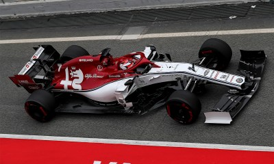 Betsson Partners with Alfa Romeo Racing