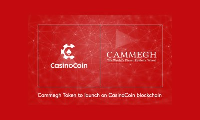 Cammegh Token to launch on CasinoCoin blockchain