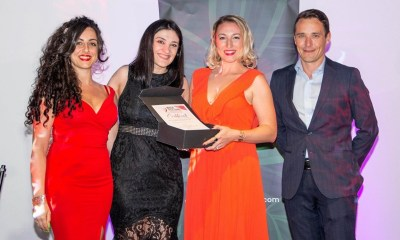 Synot Games Wins Malta's BEST Rising Star in Gaming Award