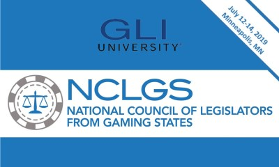 GLI University's Mid-Year Regional Gaming Regulators' Seminar to Co-Locate with NCLGS Summer Meeting, in Minneapolis