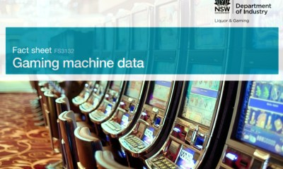 Latest NSW Gaming Machine Data Released