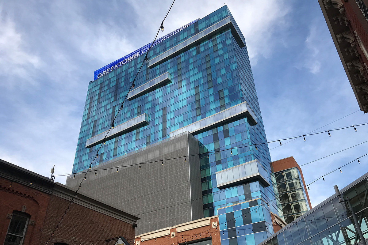 Penn National Gaming Acquires Greektown Casino