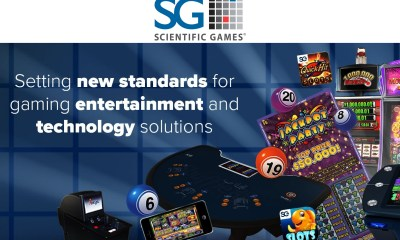 Scientific Games Showcases the Latest in Gaming and Entertainment at Global Gaming Expo Asia 2019 May 21 - 23 in Macao