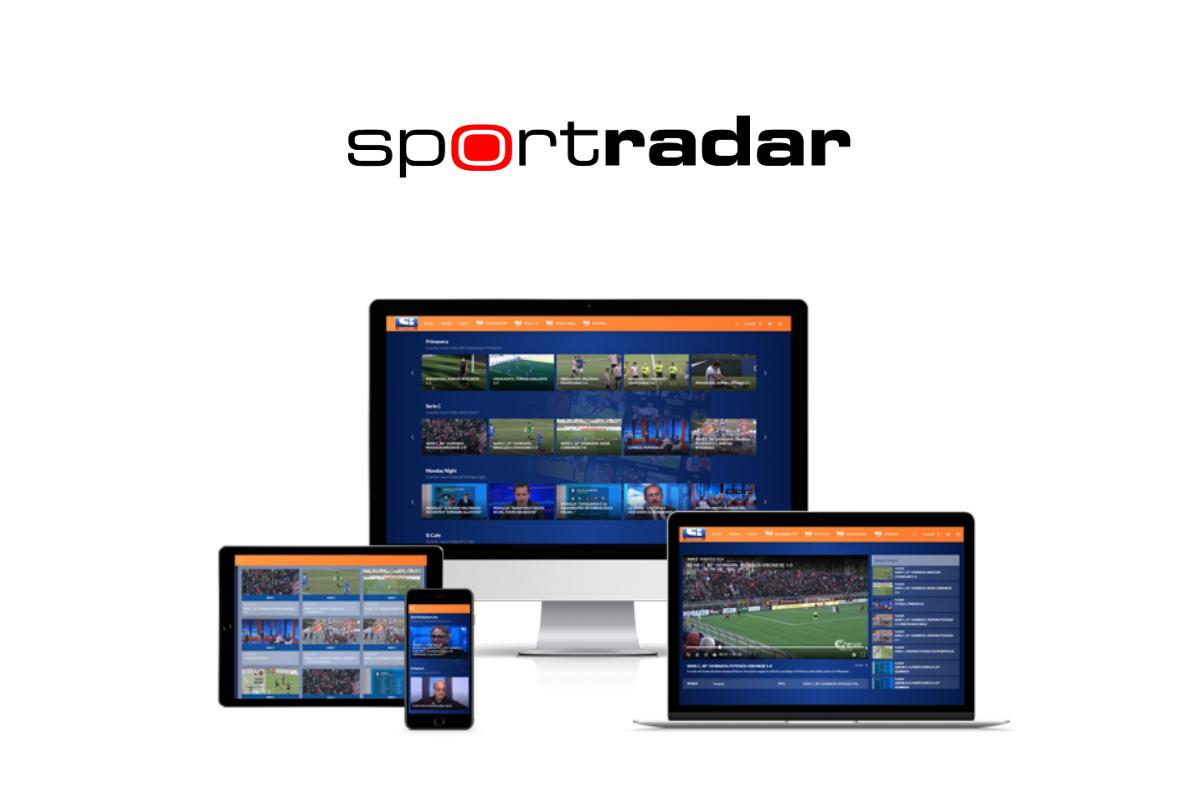 Sportitalia and Sportradar Announce Extension of OTT Partnership