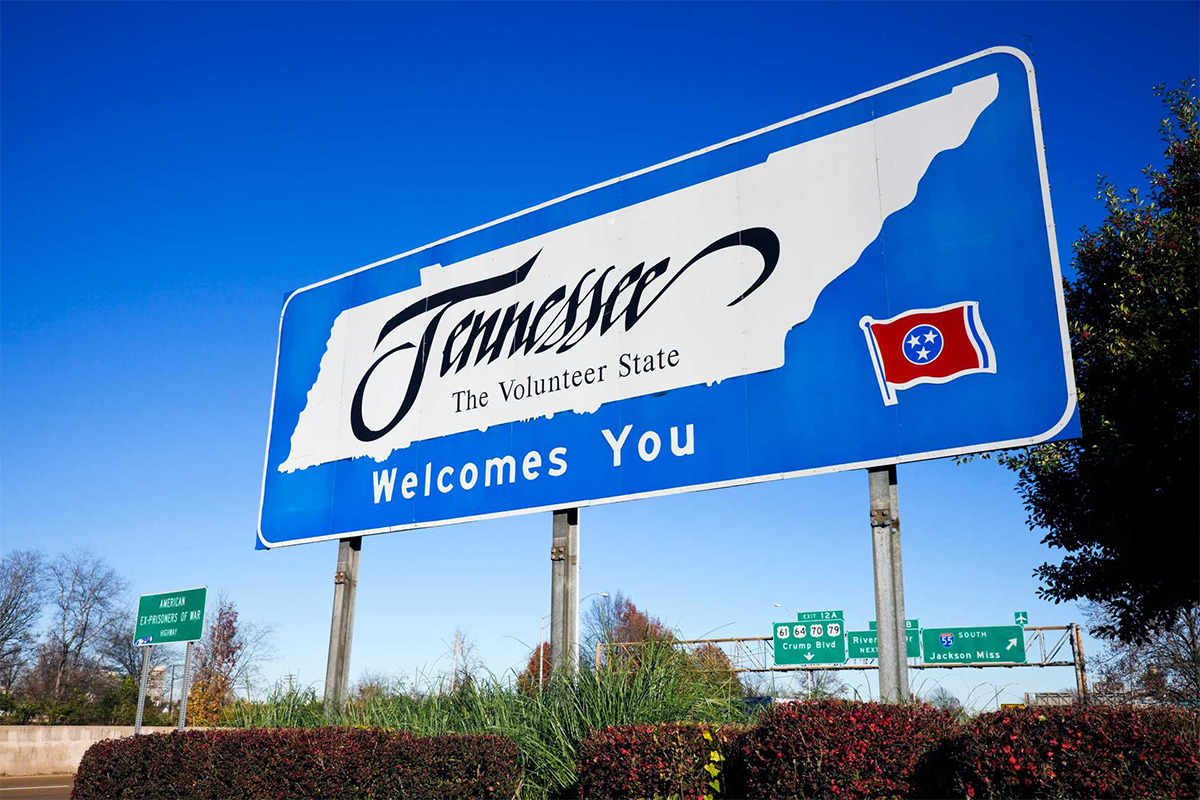 Tennessee Legalises Online Sports Betting