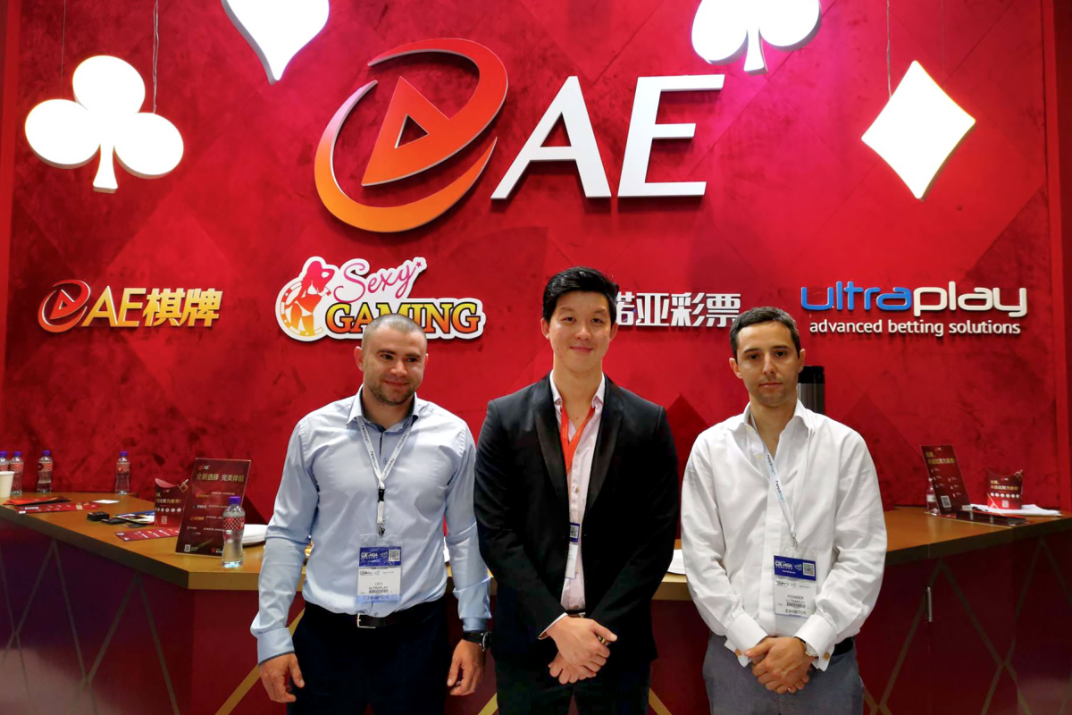 UltraPlay signs strategic partnership on the Asian market with AE Group