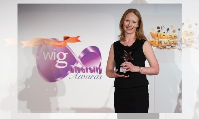 Kindred Group winners at Women in Gaming Diversity Awards 2019