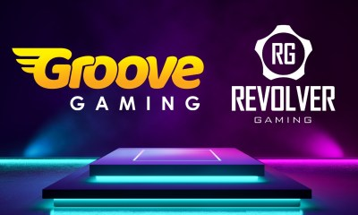 Revolver Gaming blasts off with Groove Gaming