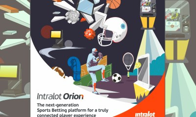 Intralot Presents Its Next-generation Sports Betting Offering At ICE North America 2019