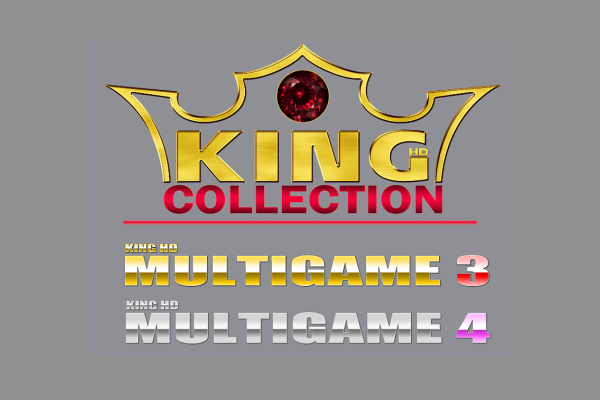 EGT Romania's King Collection Features Latest Game Mixes