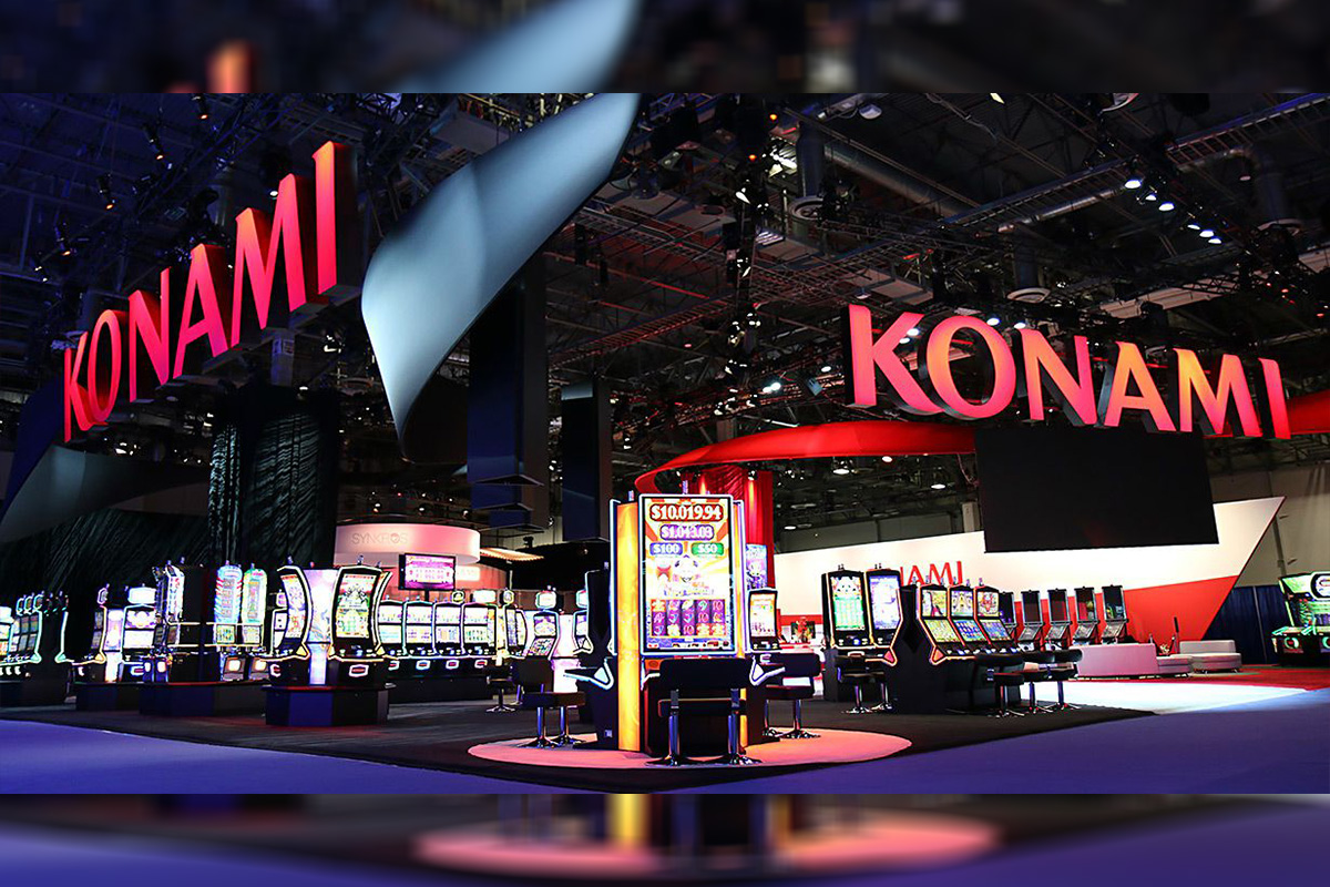 Konami Gaming Reports Sales Growth for 2018