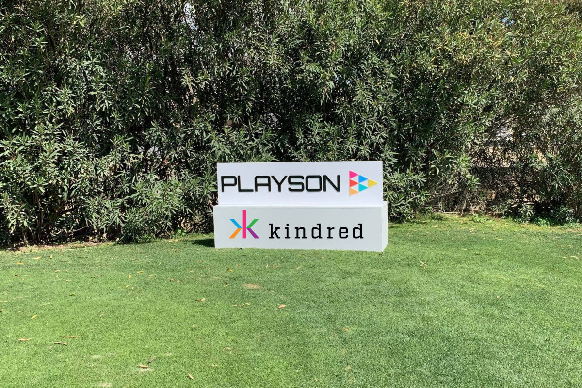 Playson signs major deal with Kindred Group