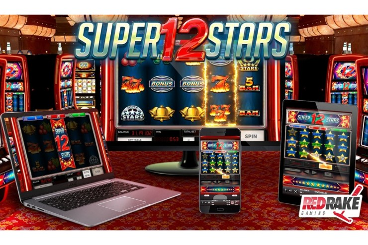 SUPER 12 STARS by Red Rake Gaming