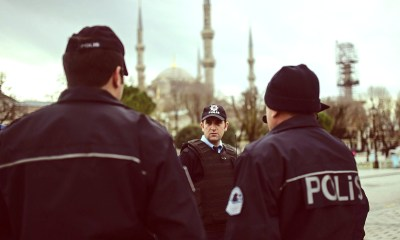 Turkish Police and Gendarme Troops Launch Crackdown on Gambling