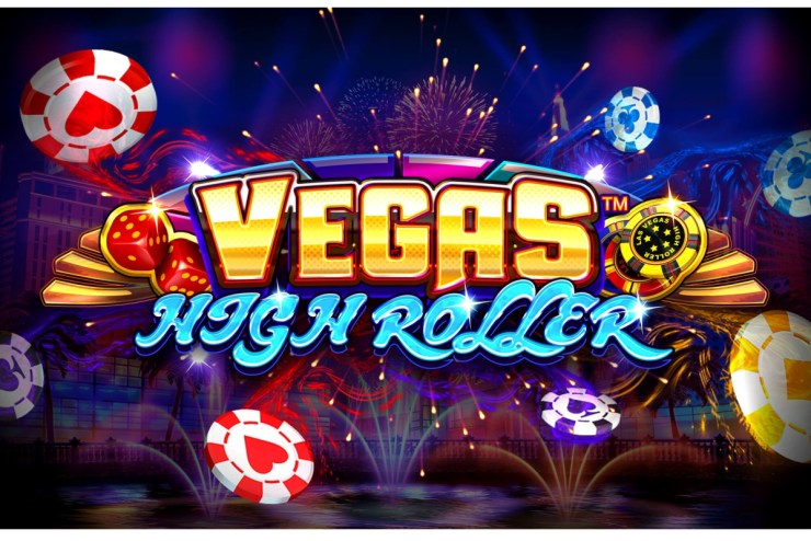 iSoftBet invites players to hit The Strip with Vegas High Roller