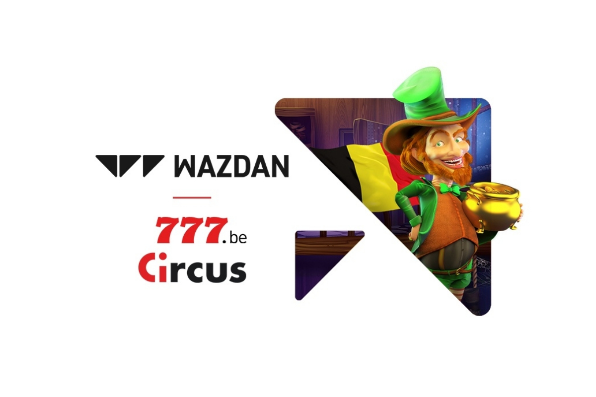 Wazdan launches in Belgium with exciting GAMING1 partnership