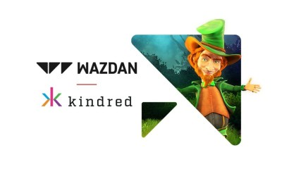 Wazdan announces partnership with Kindred Group