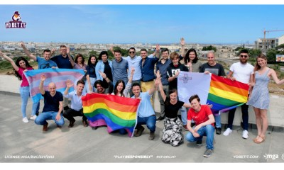 Yobetit to Sponsor Malta Pride - From Riots to Rainbows