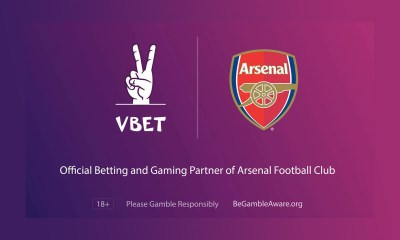 VBET joins Arsenal as official partner