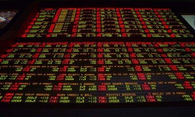 Indiana Sportsbooks End Year With $160 Million Month