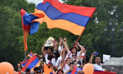Armenian Bookmakers Protests Against Closure of Betting Shops