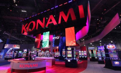 Lightning Box signs up with Konami Gaming