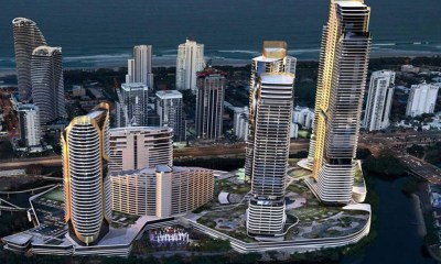 Caesars Quits from Australian Gold Coast Casino Bid