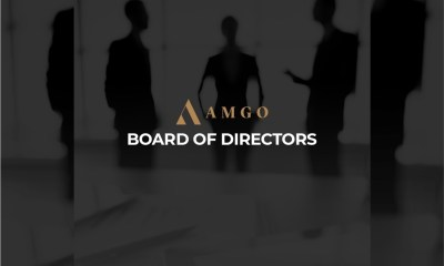 Staffan Lindgren appointed Chairman of the AMGO iGaming Board of Directors
