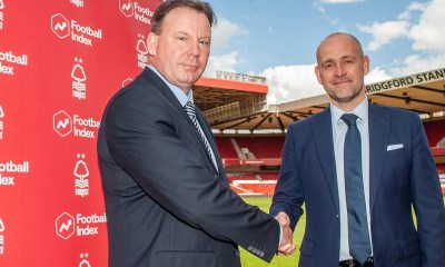 Football Index Partners with Nottingham Forest FC
