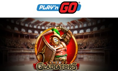 Play'n GO - Game of Gladiators into the Gaming Arena!