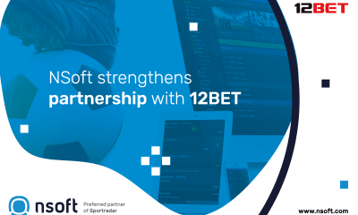 NSoft strengthens partnership with 12BET