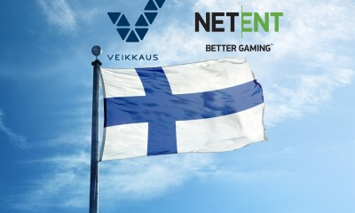 NetEnt launches games with Veikkaus in Finland