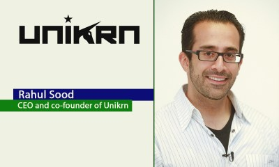 Exclusive interview with Rahul Sood, CEO and co-founder of Unikrn