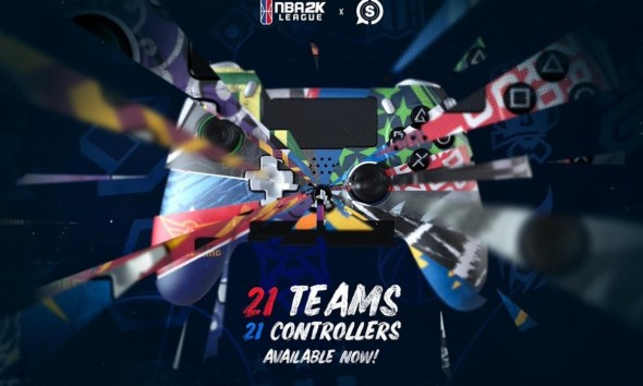 Scuf Gaming Teams Up with the NBA 2K League to Give Every Player a Home Court Advantage