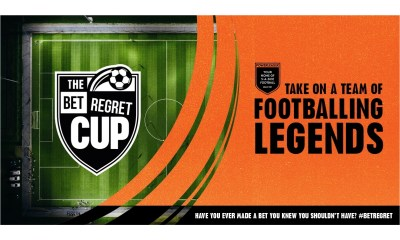 GambleAware Launches #BetRegret Cup
