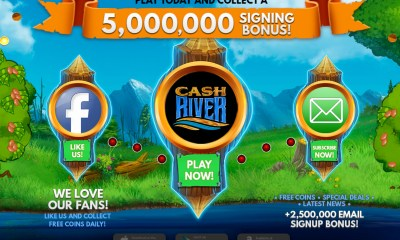 DWG launches new social casino Cash River
