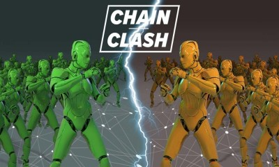 Chain Clash - the new game on the block for true crypto lovers
