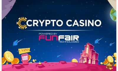 CryptoCasino.com launches on FunFair blockchain platform