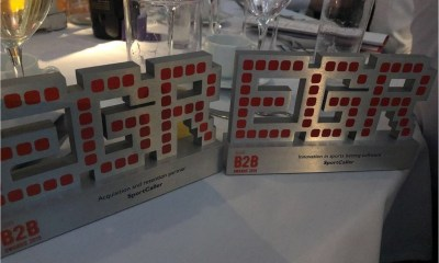 SportCaller bags a big double at the EGR B2B Awards 2019