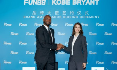 FUN88 Appoints Kobe Bryant as its Brand Ambassador