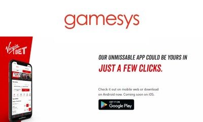 Gamesys launches Virgin Bet brand in UK